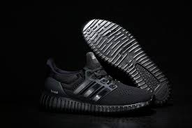 adidas shoes 2016. 2016 adidas yeezy ultra boots men casual shoes all black