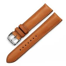 18mm 19mm 20mm 21mm 22mm black brown coffee watchband genuine leather watch band watch strap for tissot seiko