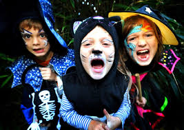 Halloween faces to spook you! | Mid Sussex Times