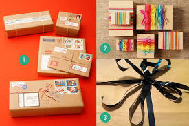 last minute gift wrap ideas using paper grocery bags other  kraft paper gift ideas 123 jpg