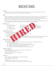 get resumes
