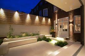garden lighting ideas. Small Courtyard In Century House Chelsea - Charlotte Rowe Garden Design\u2026 Lighting Ideas