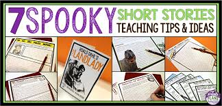 spooky short stories to teach around halloween the tpt blog 7 spooky short stories to teach around halloween