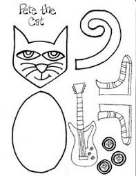 Pete The Cat And His Four Groovy Buttons Coloring Page Invigorate