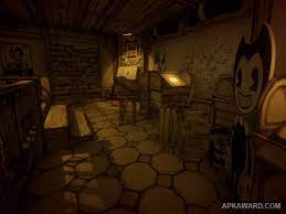 bendy and the ink machine apk 1 0 829