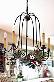 world imports brondy chandelier with mercury glass ornaments goldenboysandme com