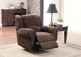 celo rocker recliner light brownreclining swivel glider chairs