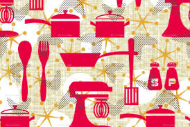 cute cooking wallpaper. Interesting Cute Vintage Kitchen Wallpaper Wallmayacom On Cute Cooking S