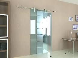 interior barn door with glass. Modern Barn Door Interior Glass S For . With