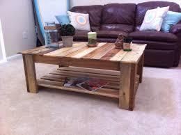 DIY Pallet Coffee Table  Design Ideas U0026 DecorsPallet Coffee Table Diy Instructions