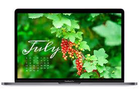 july 2019 calendar wallpaper for laptop and desktop