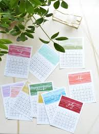 Small Printable 2020 Calendar Printable 2020 Desk Calendars Centsational Style