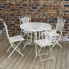 patio furniture set metal outdoor furniture sets