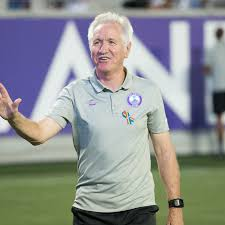 Orlando Pride Head Coach Tom Sermanni Has High Hopes for His Team in 2017 -  The Mane Land
