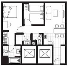 2 bedroom accommodation in bangkok. citadines-sukhumvit-11-bangkok-2-bedroom-deluxe-floor- 2 bedroom accommodation in bangkok