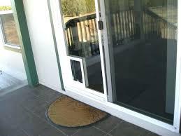 dog door in glass door automatic door super duper sliding glass door with pet door automatic dog door in glass