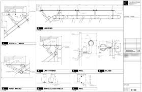 genetic stair fabrication 013