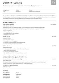 I Want To Create My Resume Create A Professional Cv Quick Easy With Our Cv Builder