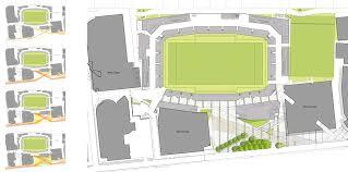 Tulane University Yulman Stadium Architecture Gould Evans