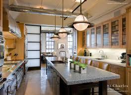 Upcycled Kitchen Kitchen Upcycled Kitchens Loft New York Loft Kitchen Design