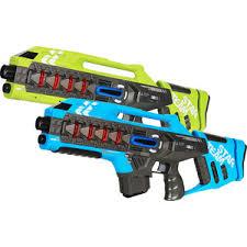 <b>Лазерный</b> бой <b>Zhorya</b> (набор из 2-х автоматов: синий и зеленый ...