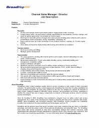 Coordinator Job Description Senior Outside Sales Director Of Dairyr