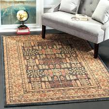 5x7 area rugs brown area rugs rug reviews birch lane red and brown area rugs