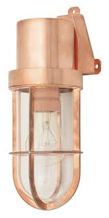 norwest wall sconce copper