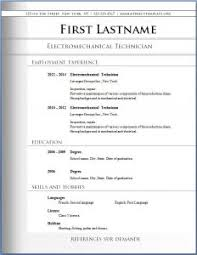 Best Ideas Of Cv And Resume Templates Formal Ooh Clever Pinterest Cv ...