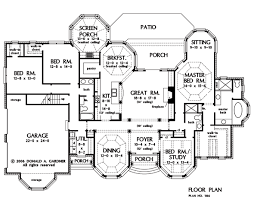 One Floor House Plans   House Design IdeasGallery of  One Floor House Plans