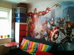 Dulux Bedroom In A Box Avengers As If By Magic Den Transformation