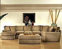 Big Comfy Sectionals Couches Deep Living Room Extra Couch Oversized