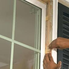 replace window glass cost to replace one window insert shims around the frame at hole