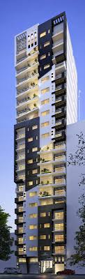 The  Best Building Elevation Ideas On Pinterest - Modern apartment building elevations