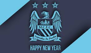 manchester city wallpaper logo happy new year 2016 by h240800