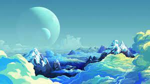 Geometric Landscape 4k Ultra HD ...
