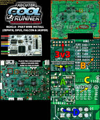 rgh help for phat jasper dash 16202, cb 6754 Jtag Timing Diagram at Jasper Jtag Wiring Diagram