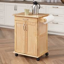 Home Styles Meridian Kitchen Cart | Hayneedle