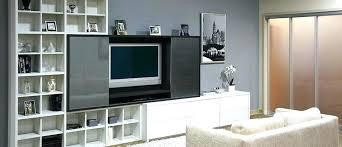 drywall entertainment center home