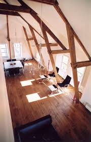 Loft in a monumental schoolbuilding, Utrecht, 2003