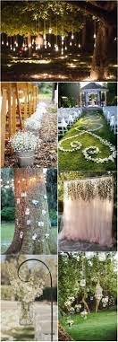Top 25 Best Garden Wedding Decorations Ideas On Pinterest At