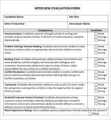 Customer Service Evaluation Form Sample Rome Fontanacountryinn Com
