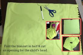 diy no sew car seat poncho