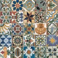 <b>Керамическая</b> плитка.Croma.<b>Декор Decor Mayolica</b> 41x41 | Pottery ...