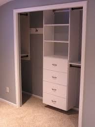 Small Bedroom Closet
