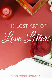 The Lost Art Of Love Letters - The Daily Femme