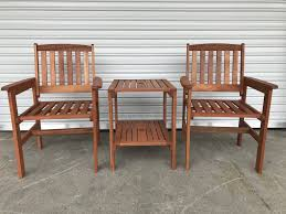 Jakarta patio chairs and table set outdoor furniture etsy
