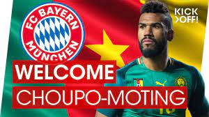 How I became... Eric Maxim Choupo-Moting | New FC Bayern signing with  German and Cameroonian roots - YouTube