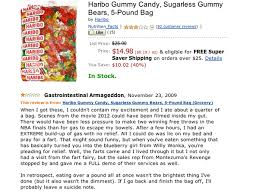 9 8 hilarious sugar free gummy bear reviews