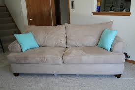 Full Size of Sofa: Wonderful Tan Couch Couch L: ...